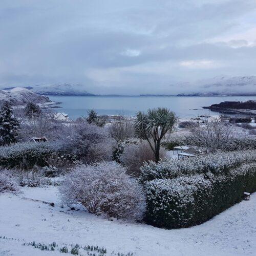 Winter on Skye